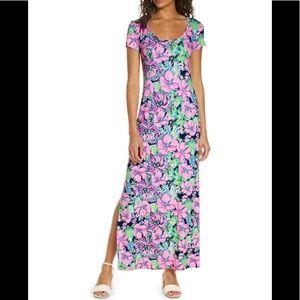 NWT Lilly Pulitzer Wynne Maxi Dress